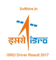 ISRO Driver Result