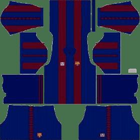 Kit DLS FC Barcelona 2004/2005
