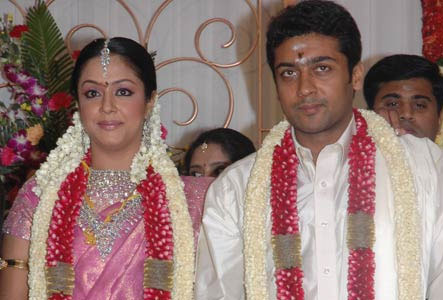 Jyothika Marriage Photos