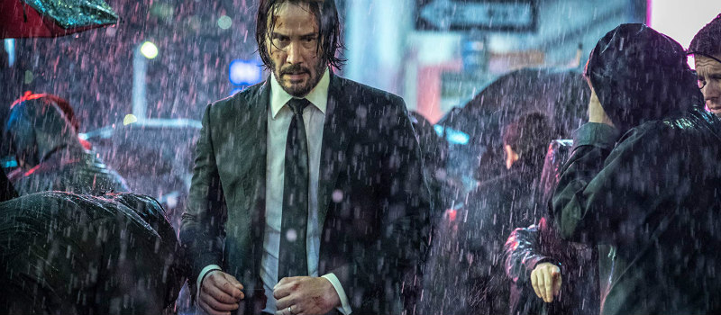 John Wick: Chapter Three