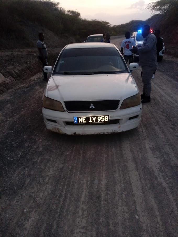 Barahona:- Hombre atropella a niña de 6 años cuando daba reversa al carro que conducía