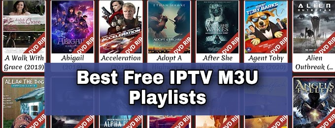 Latest Free IPTV M3U Playlist URL With Unlimited TV Channels 2021