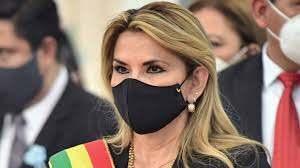 Jeanine Áñez, anunció este jueves su retirada de la contienda presidencial a un mes de los comicios