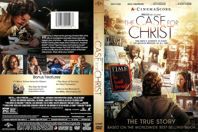 Case for Christ DVD Cover