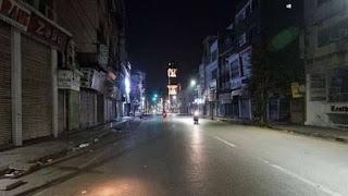 राजस्थान के 12 जिलों में 31 दिसंबर की रात का कर्फ्यू घोषित