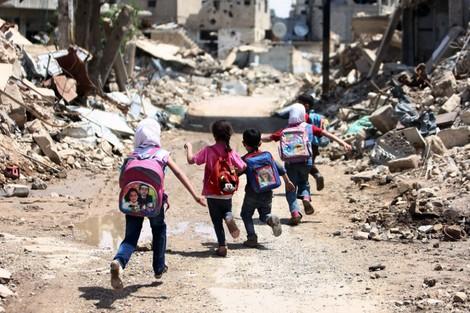 مستقبل مجهول ينتظر ملايين الأطفال بالشرق الأوسط وشمال إفريقيا