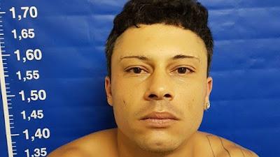 Suspeito é autuado por usar a filha de 8 anos como escudo no momento da prisão