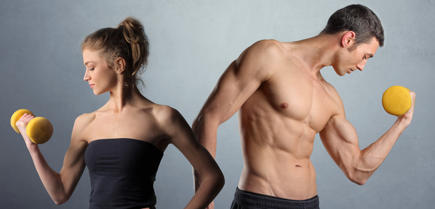 Suplemen Penambah Berat Badan dan Masa Otot Pria