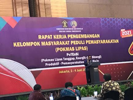Tindak Lanjut Raker, KA.Bapas Banda Aceh Siap Jalin Kerja Sama Dengan Pemda
