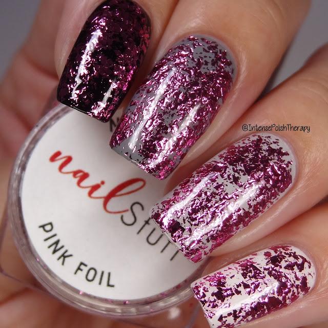 Nailstuff.ca - Pink Foil