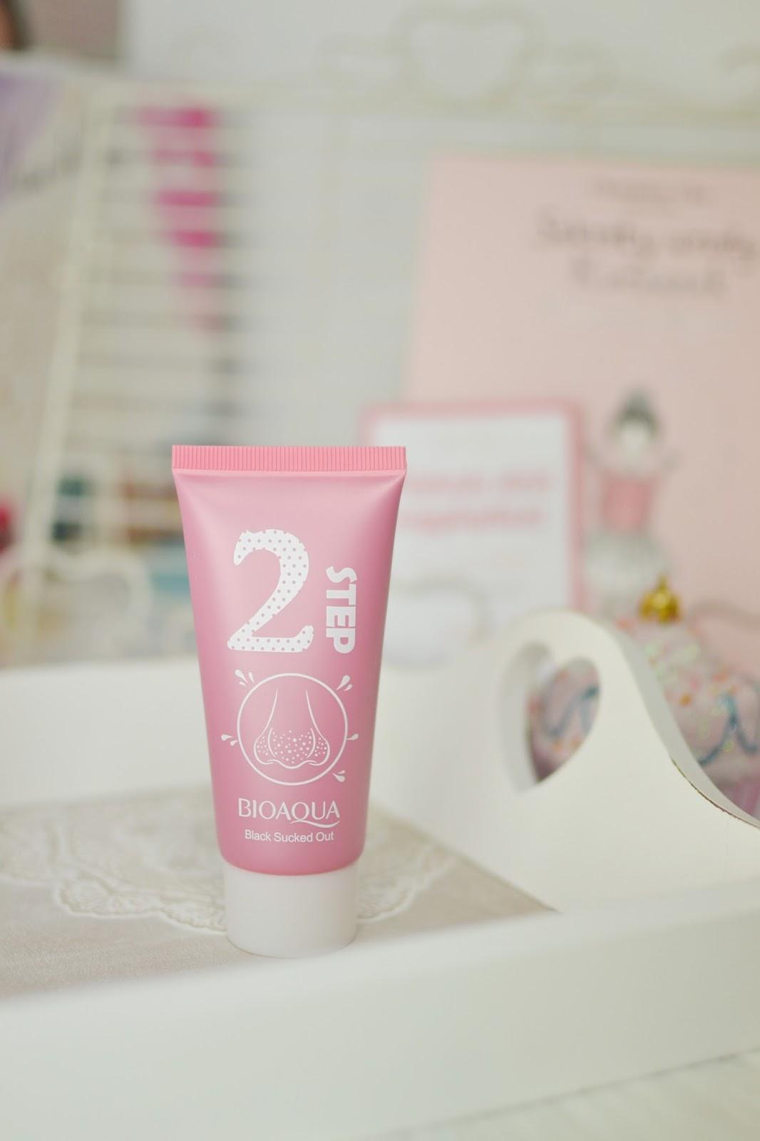 chińskie kosmetyki oczyszczanie porów