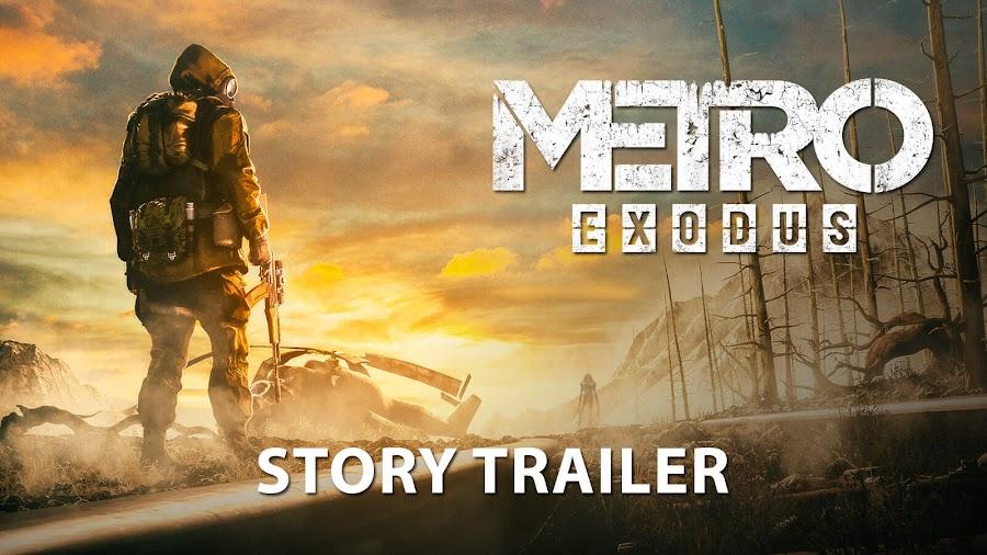 metro exodus artyom story deep silver