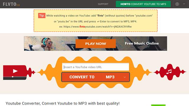 Situs Download Mp3 Youtube - Flvtomp3.cc