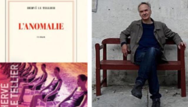فاز Hervé Le Tellier بجائزة Goncourt 2020