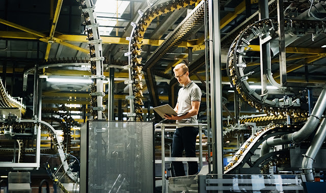 ข้อมูลแบบเป็นหนึ่งเดียว คือการขับเคลื่อนโรงงานแห่งอนาคต