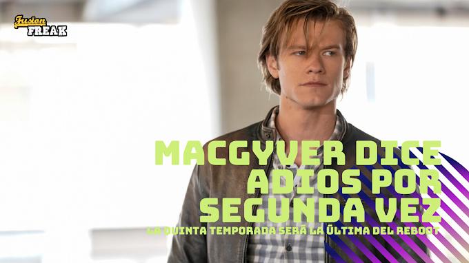 La nueva versión de MacGyver, cancelada tras su quinta temporada