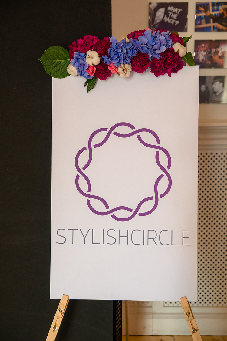 Stylish Circle Launch Event Party
