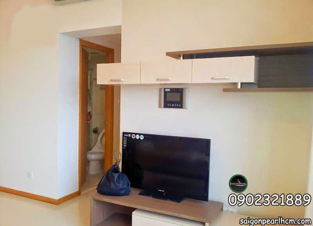 Apartment for Rent, 20F, full furnished in Saigon Pearl