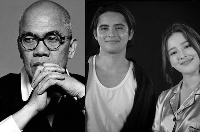Boy Abunda may mensahe sa tambalang James Reid at Nancy Mcdonie