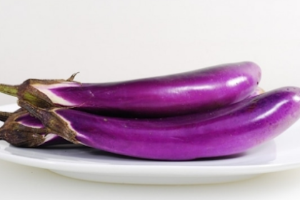 The benefits of purple eggplant