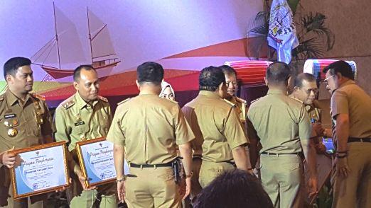 Selayar Terima Penghargaan, Penyusunan RKPD 2017, Tk.Provinsi Sulsel