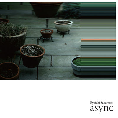 Ryuichi Sakamoto - Async - Album Download, Itunes Cover, Official Cover, Album CD Cover