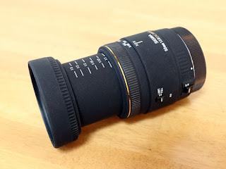 SIGMA MACRO 50mm F2.8 EX DG⑬