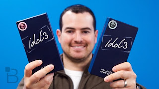 Alcatel One Touch Idol 3 Giveaway (2 Winners)