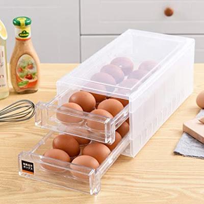 Tips Yang Betul Untuk Simpan Telur Supaya Tahan Lama