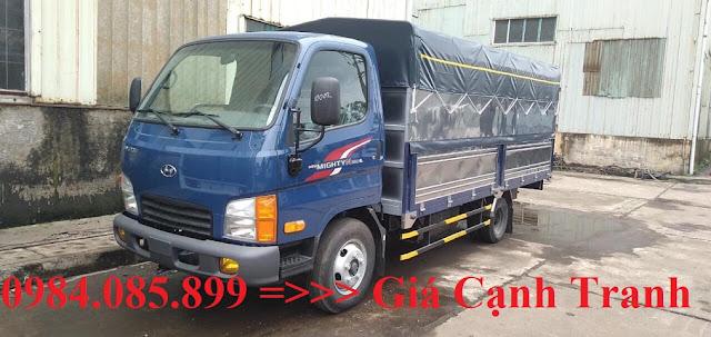 Bán xe tải Hyundai N250SL tại Hưng Yên