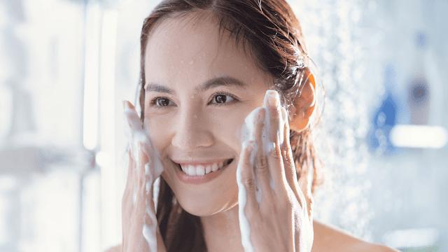 Gerakan mencuci muka
