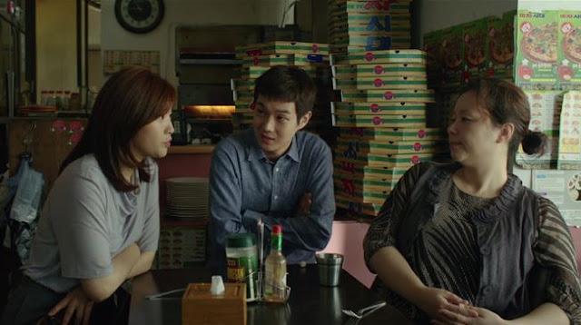 Ki Jung and Ki Woo