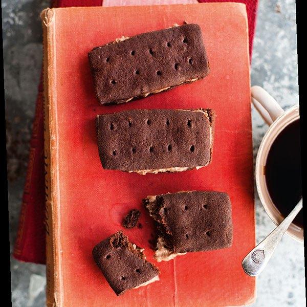Miranda Gore-Browne's Bourbon Biscuits