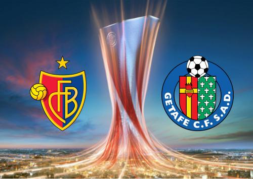 Basel vs Getafe -Highlights 7 November 2019