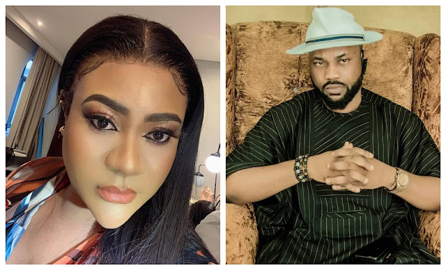 If you don't sleep with them, you can't get lead roles in their movies – Nkechi Blessing exposes Damola Olatunji and Mr Latin