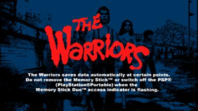تحميل لعبة The Warriors لأجهزة psp ومحاكي ppsspp