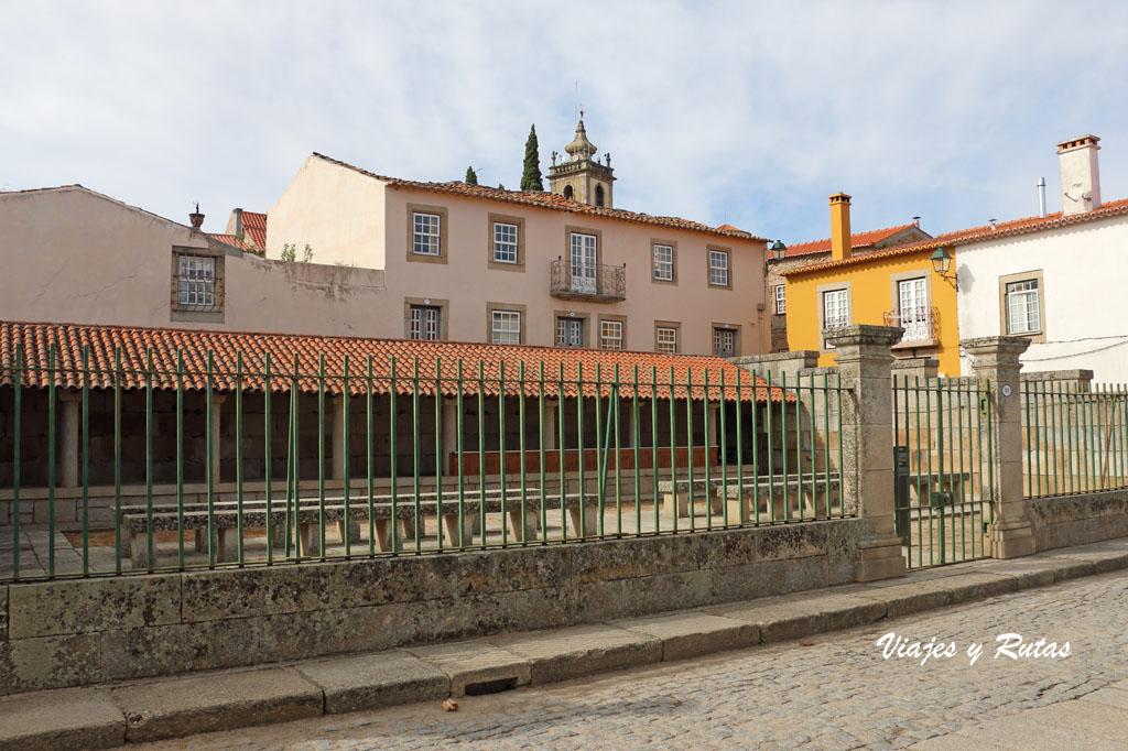 Lavadero municipal de Almeida