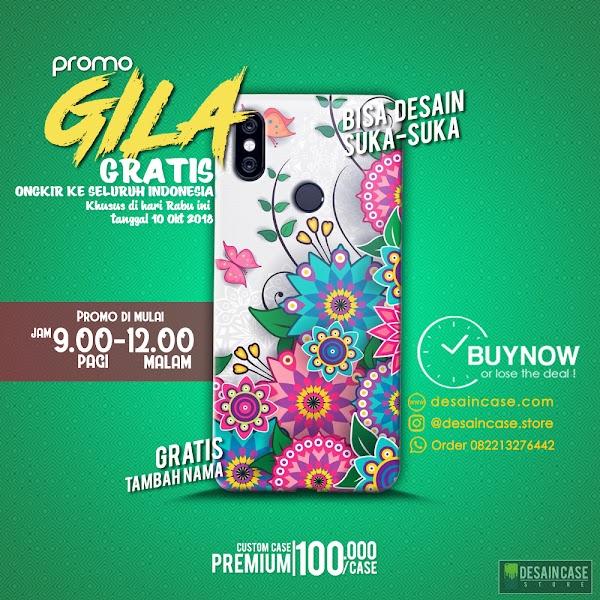 Download Stiker Promo Gila Gratis Ongkir Ke Seluruh Indonesia