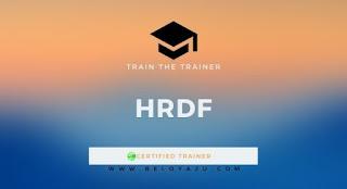 HRDF Certified Trainer di Sarawak