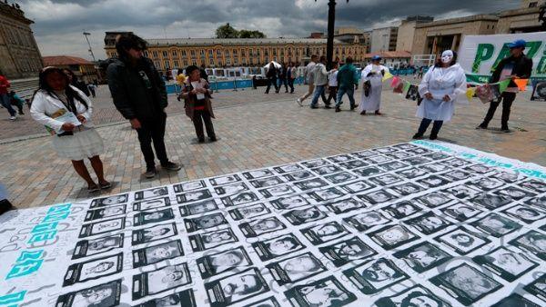 500 activistas han sido asesinados desde la firma del acuerdo de paz en Colombia
