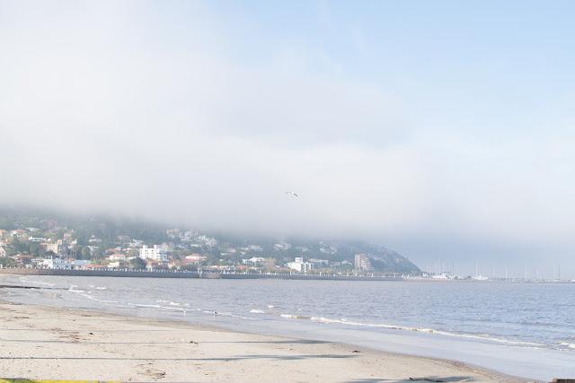 neblina piriapolis uruguai