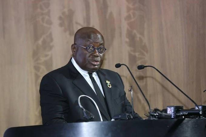 "We Shall Move Afica Beyond Aid"" – President Akufo-Addo"
