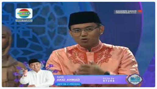 Peserta AKSI Akademi Sahur Indonesia yang Mudik Tgl 14 Juni 2016 (Group 2)