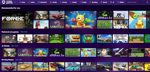 Crazy Games - Free Online Games on CrazyGames.com