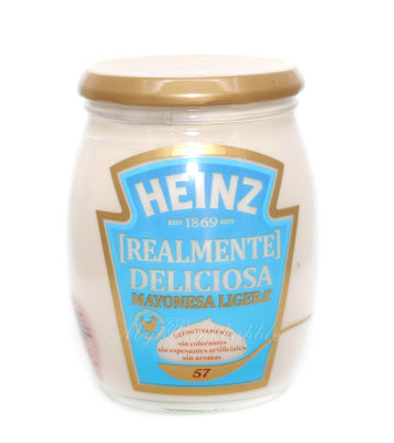 Heinz mayonesa ligera