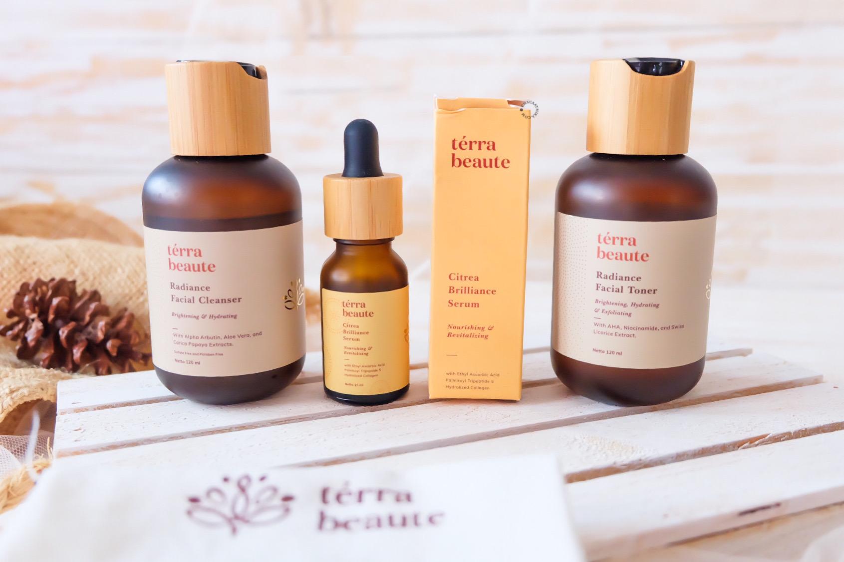 Review Terra Beaute Skin Care
