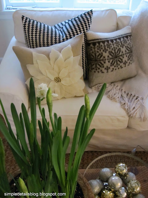 Simple Details Pottery Barn Knock Off Pillows