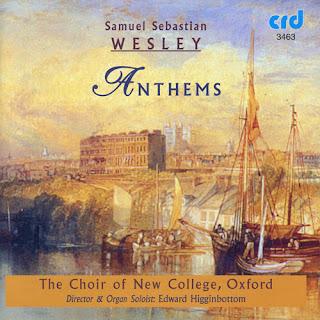 Samuel Sebastian Wesley - Anthems