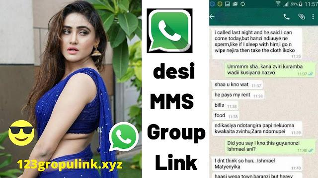 Join 501+ desi mms whatsapp group link