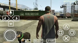 GTA 5 PPSSPP ISO Highly Compressed Download